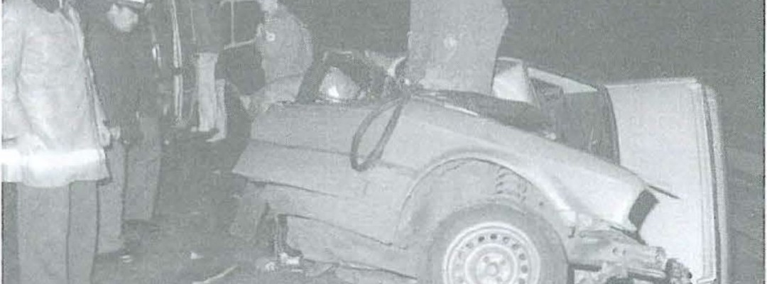 1988 – Unfall in Päpsen