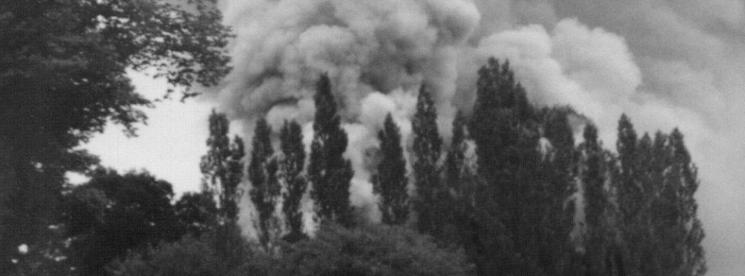 1988 – Brand bei Lindert