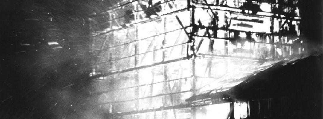 1968 – Großbrand Torfwerk Meiners