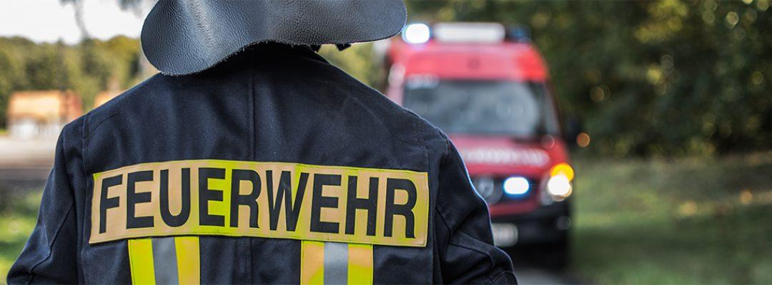 Flächenbrand im Bereich Staffhorster Straße in Holte