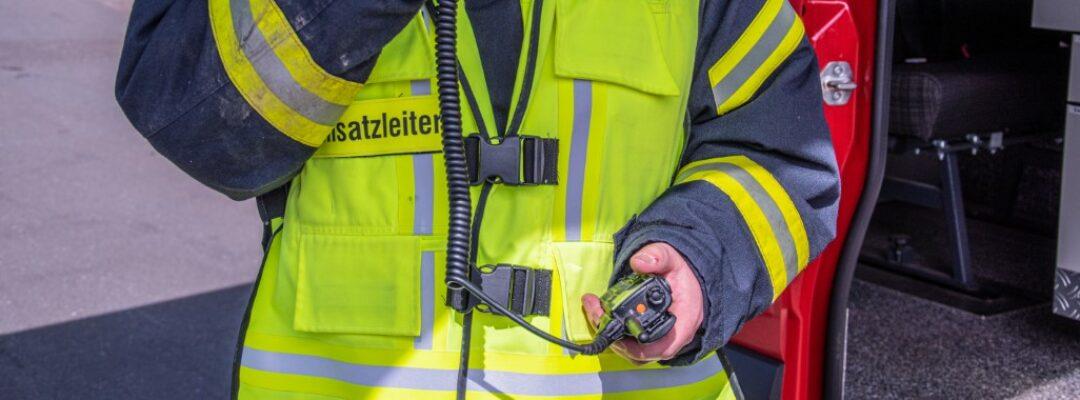 Vermuteter Gasaustritt in Mellinghausen