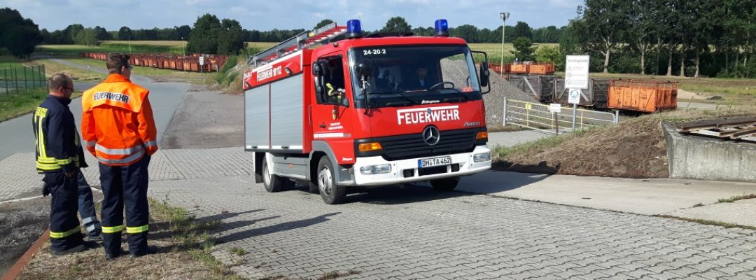 Fahrausbildung Feuerwehrführerschein