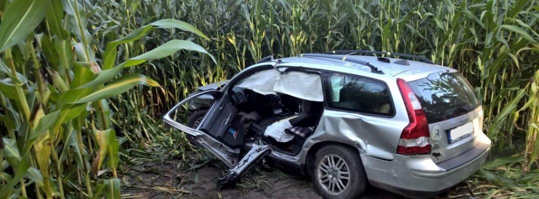 Verkehrsunfall in Mainsche